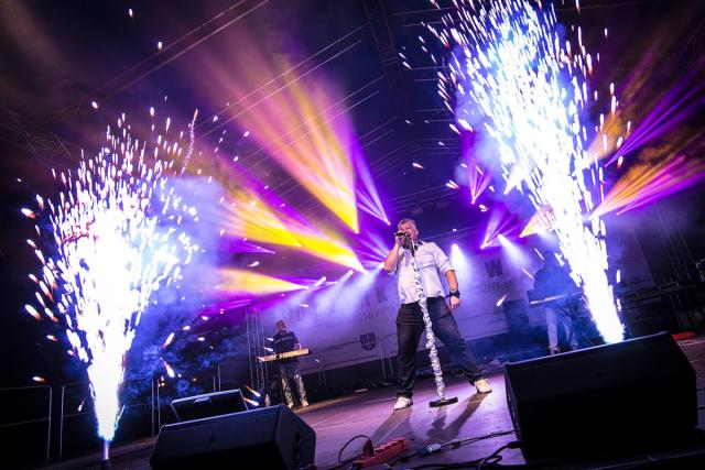 Mix Dance koncert dożynki wojewódzkie w Piątku