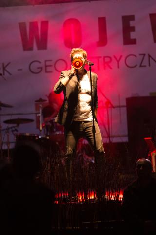 Michał Karpacki De Mono koncert dożynki wojewódzkie w Piątku