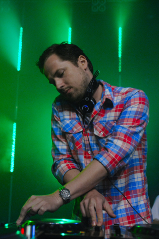 DJ Tonka Łódź Crazy Day
